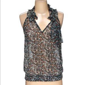 Gorgeous REMY sleeveless blouse